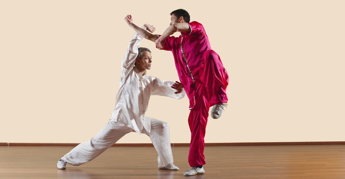 Corso di Kung Fu - Live for Life Academy